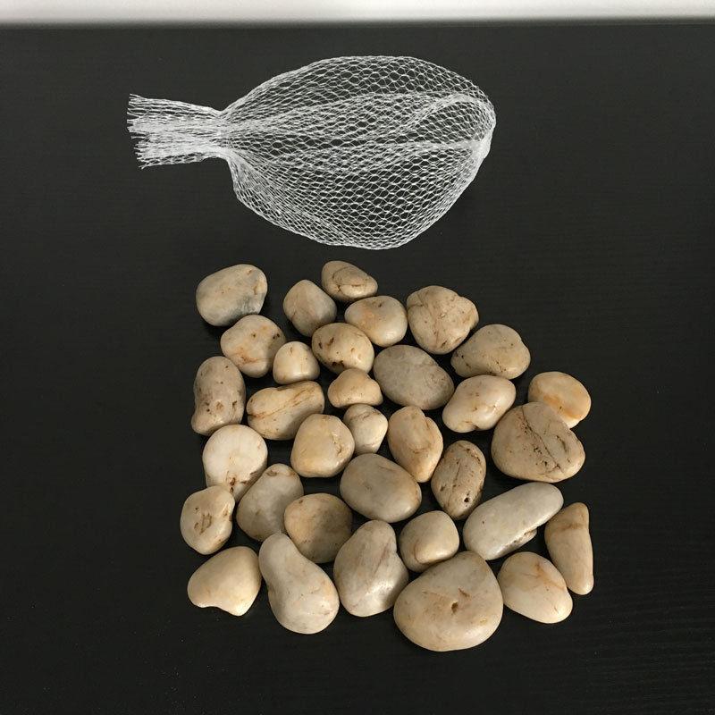 1kg Natural Beige Sand Decorative Stones For Vases Craft
