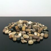 Assorted Browns Natural Stones Decorative Pebbles Rocks