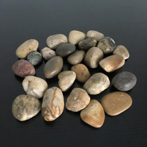 Large Brown Natural Stones Decorative Pebbles Rocks