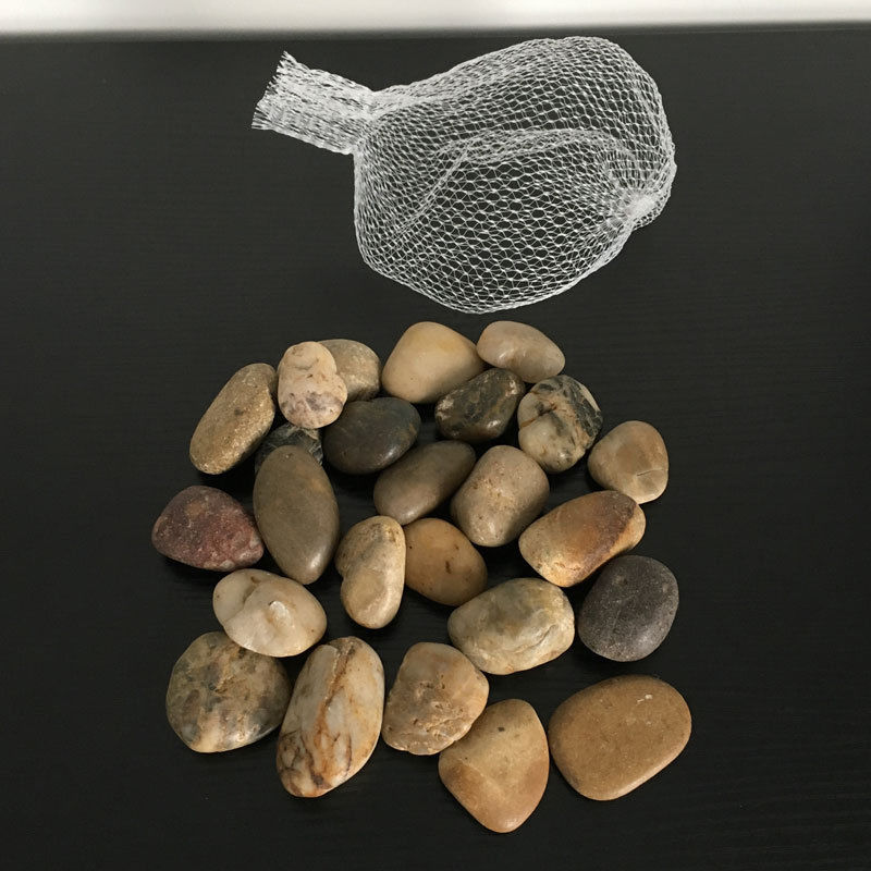 1kg Large Mixed Browns Natural Stones For Vases Craft