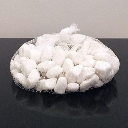 White Natural Stones Decorative Pebbles Rocks