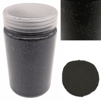 Black Decorative Sand / Vase Fillers / Arts & Craft