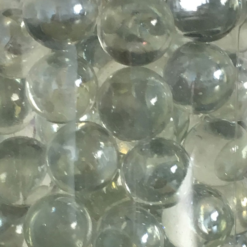 Buy 700g Clear Marbles Decorative Pebbles Craft Vase Decoration Uk