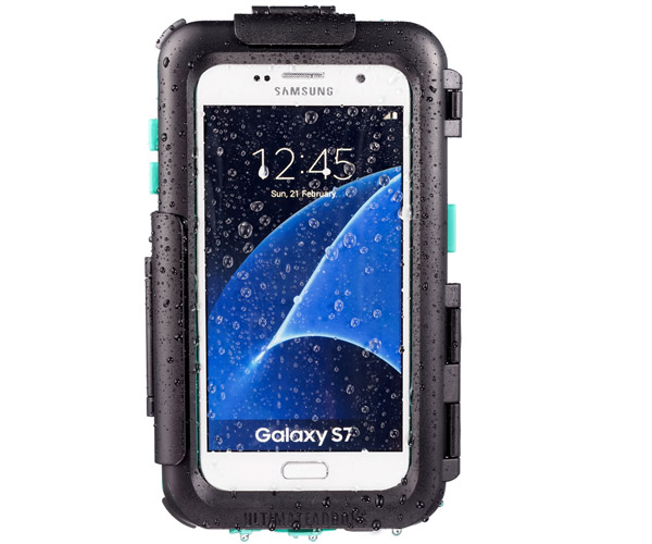 info for 824a0 45406 Samsung Galaxy S7 - Waterproof Tough UltimateAddons Case Phone Holder