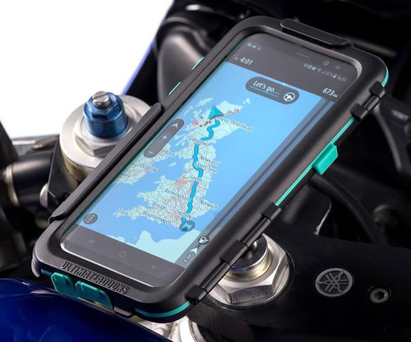 reputable site 56231 00e75 Samsung Galaxy S8 Plus - Waterproof Tough UltimateAddons Case Phone Holder