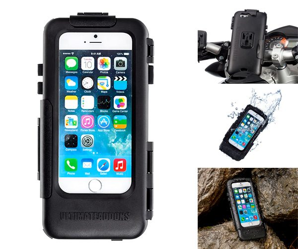 Ultimateaddons® Waterproof Tough Mount Case for Apple iPhone 6 4.7″