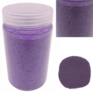 Purple Decorative Sand / Vase Fillers / Arts & Craft