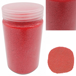 Red Decorative Sand / Vase Fillers / Arts & Craft