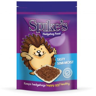 Spikes Tasty Semi-Moist Hedgehog Food