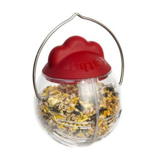 Peck-It Treat Dispenser for Chickens, Hens or Chicks by Feathers & Beaky