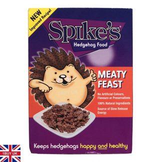 Spikes Meaty Feast Hedgehog Food Hog Treat 140g