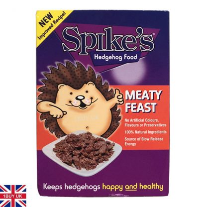 Spikes Meaty Feast Hedgehog Food Hog Treat 140g