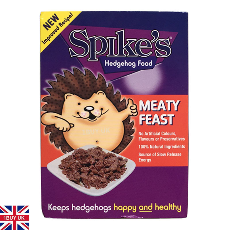 Spike's Meaty Feast Hedgehog Food
