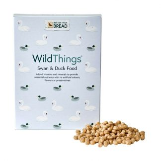 Spikes WildThings Swan & Duck Food 175g box