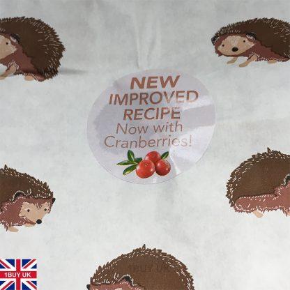WildThings Hedgehog Food 2kg Feed - Cranberries