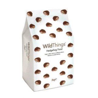 WildThings Hedgehog Food Dry Healthy Snack Treat Mealworms Vitamins 2kg
